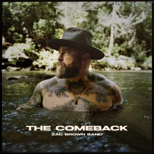 Album The Comeback from Zac Brown Band