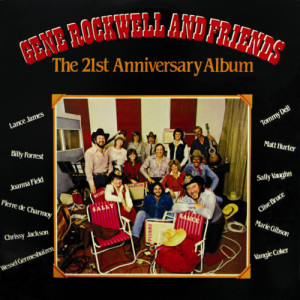 Album Gene Rockwell and Friends (The 21st Anniversary Album) from Gene Rockwell