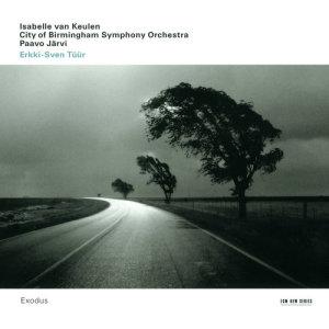 Isabelle van Keulen的專輯Tüür: Exodus