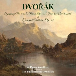 """Sawallisch, Wolfgang的專輯Dvořák: Symphony No. 9 in E Minor, Op. 95, """"From the New World"""" & Carnival Overture, Op. 92"""