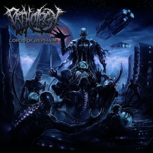 Album Lords of Rephaim from Pathology