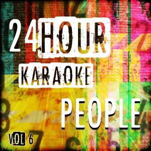 Album 24 Hour Karaoke People, Vol. 6 from The Karaoke Machine