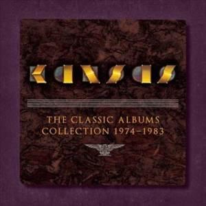 Kansas的專輯Complete Albums Collection