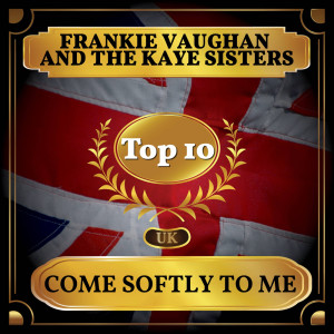 Album Come Softly to Me from Frankie Vaughan