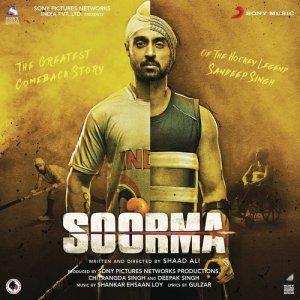 Album Soorma (Original Motion Picture Soundtrack) from Shankar Ehsaan Loy