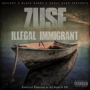 Album Illegal Immigrant (Explicit) from Zuse