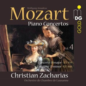 Listen to Piano Concerto in D Minor, K. 466: III. Allegro assai song with lyrics from Christian Zacharias