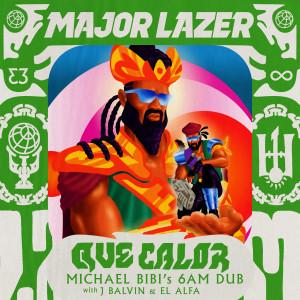 Album Que Calor (with J Balvin & El Alfa) (Michael Bibi's 6am Dub) from Major Lazer