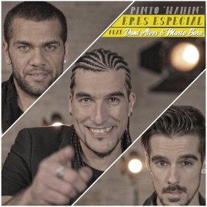"""Album Eres Especial (feat. Dani Alves & Mario Baro) - Single from Pinto """"Wahin"""""""