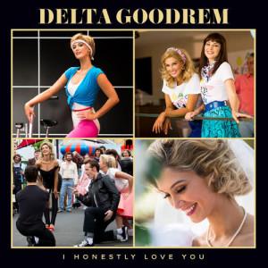 收聽Delta Goodrem的Let Me Be There歌詞歌曲