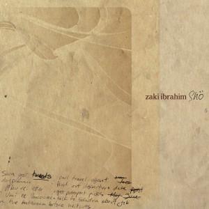 Album Shö (Iqra in Orange) from Zaki Ibrahim