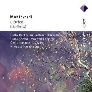 Album Monteverdi : L'Orfeo [Highlights]  -  Apex from Rotraud Hansmann
