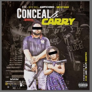 Album Conceal & Carry (Explicit) from Messy Marv