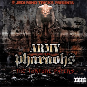 Album The Torture Papers from Army of The Pharaohs