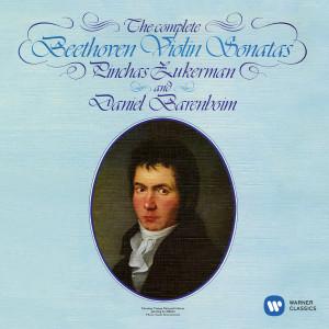 Pinchas Zukerman的專輯Beethoven: The Complete Violin Sonatas