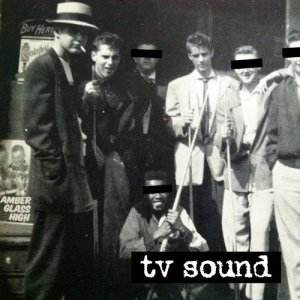 Album Amber Glass High from TV Sound