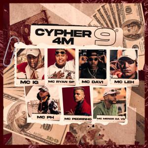 Album 9° CYPHER 4M (Explicit) from Mc Ig
