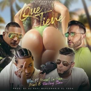 Album Que Tiene (Explicit) from Mark B.