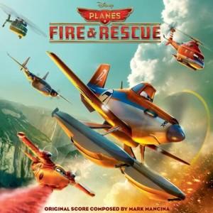 Mark Mancina的專輯Planes: Fire & Rescue
