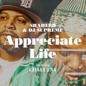 Album Appreciate Life from Chali 2na