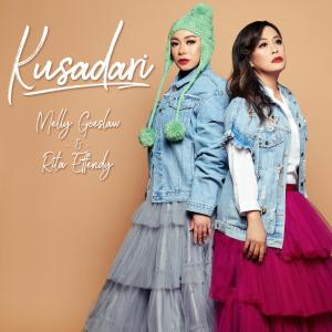 Kusadari - Single dari Melly Goeslaw