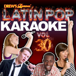The Hit Crew的專輯Latin Pop Karaoke, Vol. 30