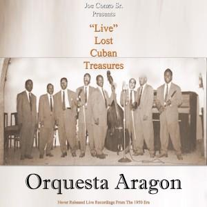 "Album ""Live"" Lost Cuban Treasures from Orquesta Aragon"