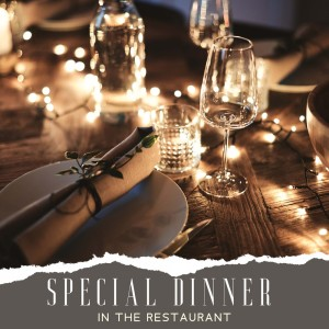 Restaurant Background Music Academy的專輯Special Dinner in the Restaurant Week (Jazz Music Compilation and Pleasure Evening)