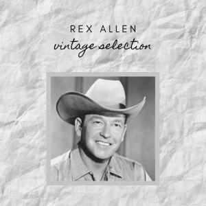 Album Rex Allen - Vintage Selection from Rex Allen