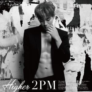 2PM的專輯HIGHER (JUNHO Version)