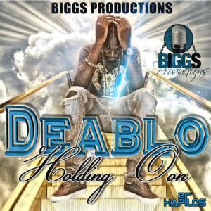 Album Holding On - Single from Deablo