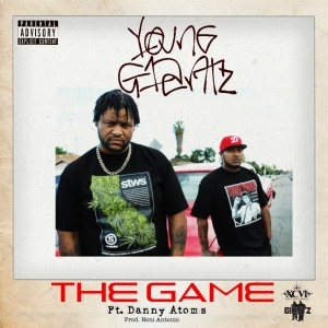 Album The Game (feat. Danny Atoms) (Explicit) from Young Giantz