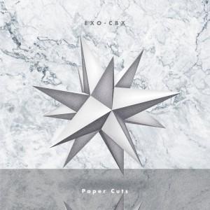 อัลบัม Paper Cuts ศิลปิน EXO-CBX