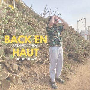 Album Back en haut from Arthur Comeau