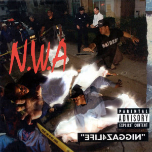 Album Efil4zaggin from N.W.A.