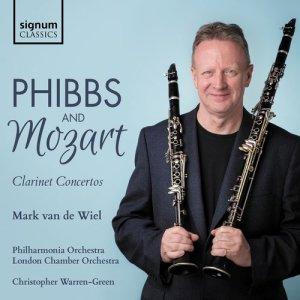 Mark van de Wiel的專輯Clarinet Concerto: II. Allegro molto