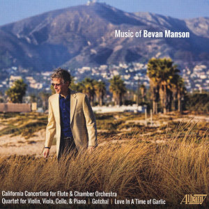 Album Music of Bevan Manson from Bevan Manson