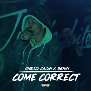 Album Come Correct from Chris Cash