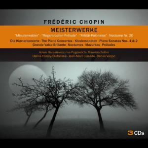 Budapest Philharmonic Orchestra的專輯Frederic Chopin: Masterpieces
