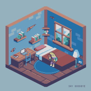 Album say goodbye from Sarcastic Sounds