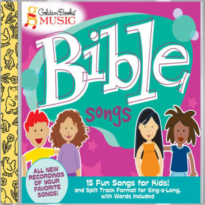 Album Bible Songs from GOLDEN BOOKS