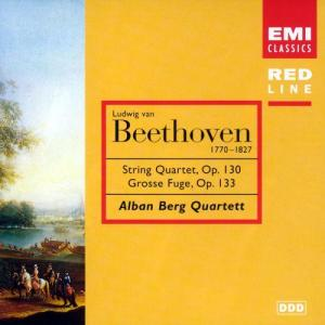 Beethoven: String Quartet, Op.13 & Grosse Fuge, Op.133 2005 Alban Berg Quartet