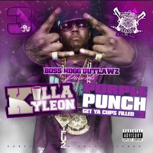 Album Killa Kyleon Purple Punch Volume 3 (Explicit) from Boss Hogg Outlawz