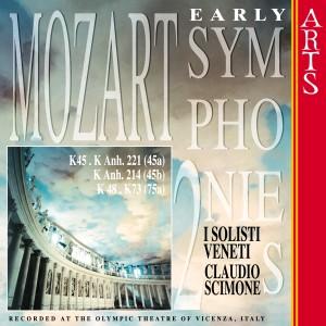 收聽Claudio Scimone的Symphony K 48 D Major: II. Andante (Mozart)歌詞歌曲