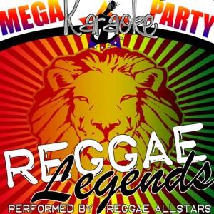 Album Mega Karaoke Party: Reggae Legends from The New Reggaeton All-Stars