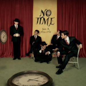 อัลบัม NO TIME (Tsujouban) ศิลปิน JUN. K(2PM)