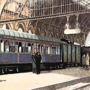 Album The Blue Train from Antonio Carlos Jobim