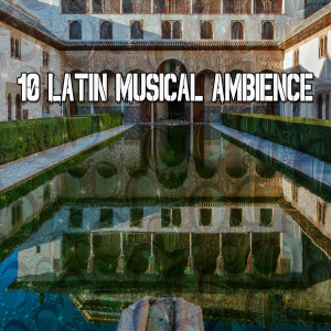 Album 10 Latin Musical Ambience from Spanish Guitar Chill Out