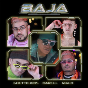Darell的專輯Baja