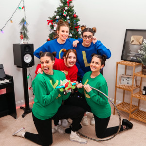 Album The Chipmunk Song (Christmas Don't Be Late) from Cimorelli